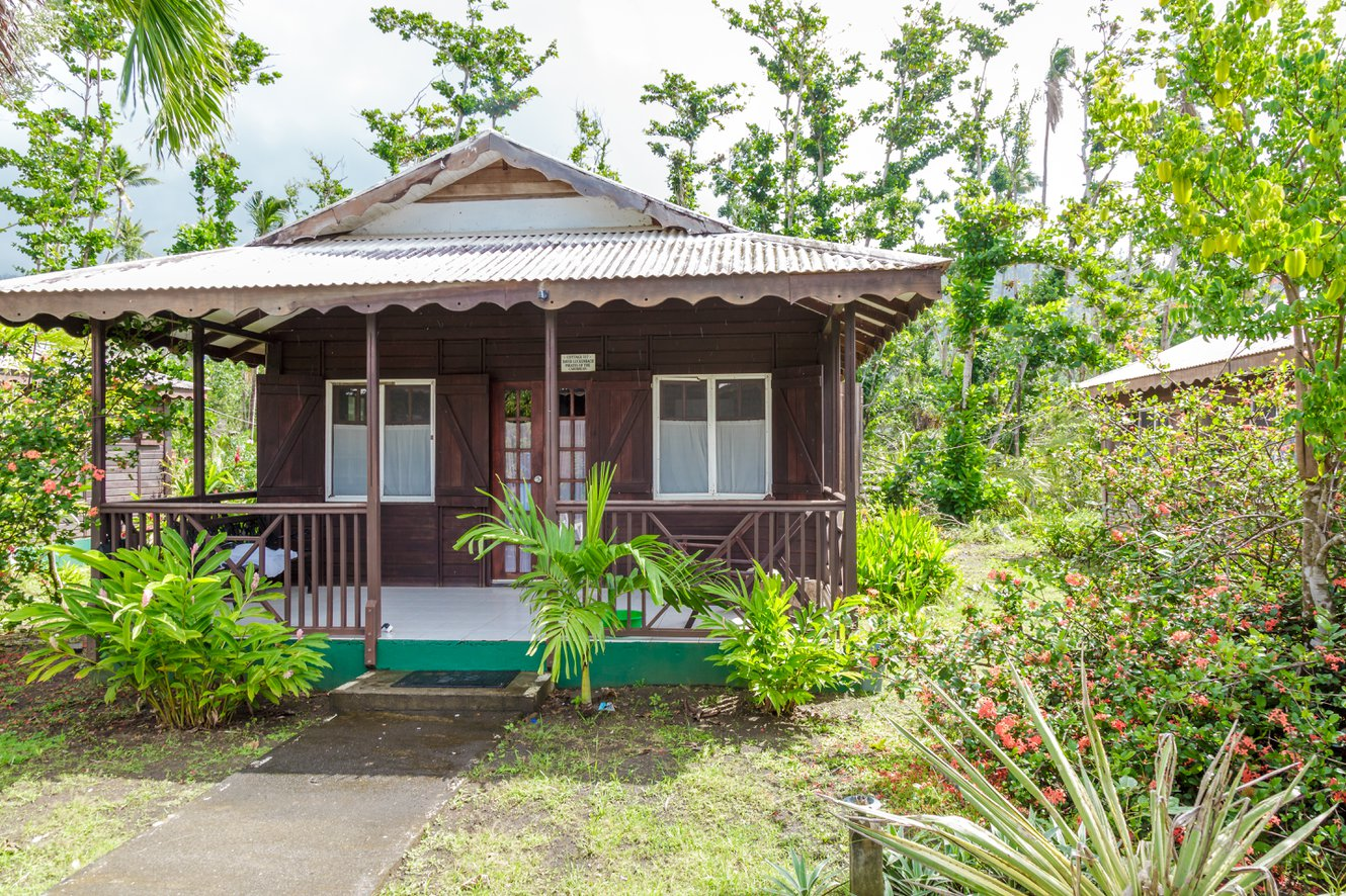 Awe Inspiring Dominica Picard Beach Cottages Download Free Architecture Designs Scobabritishbridgeorg