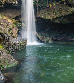 Les plus belles cascades de la Dominique