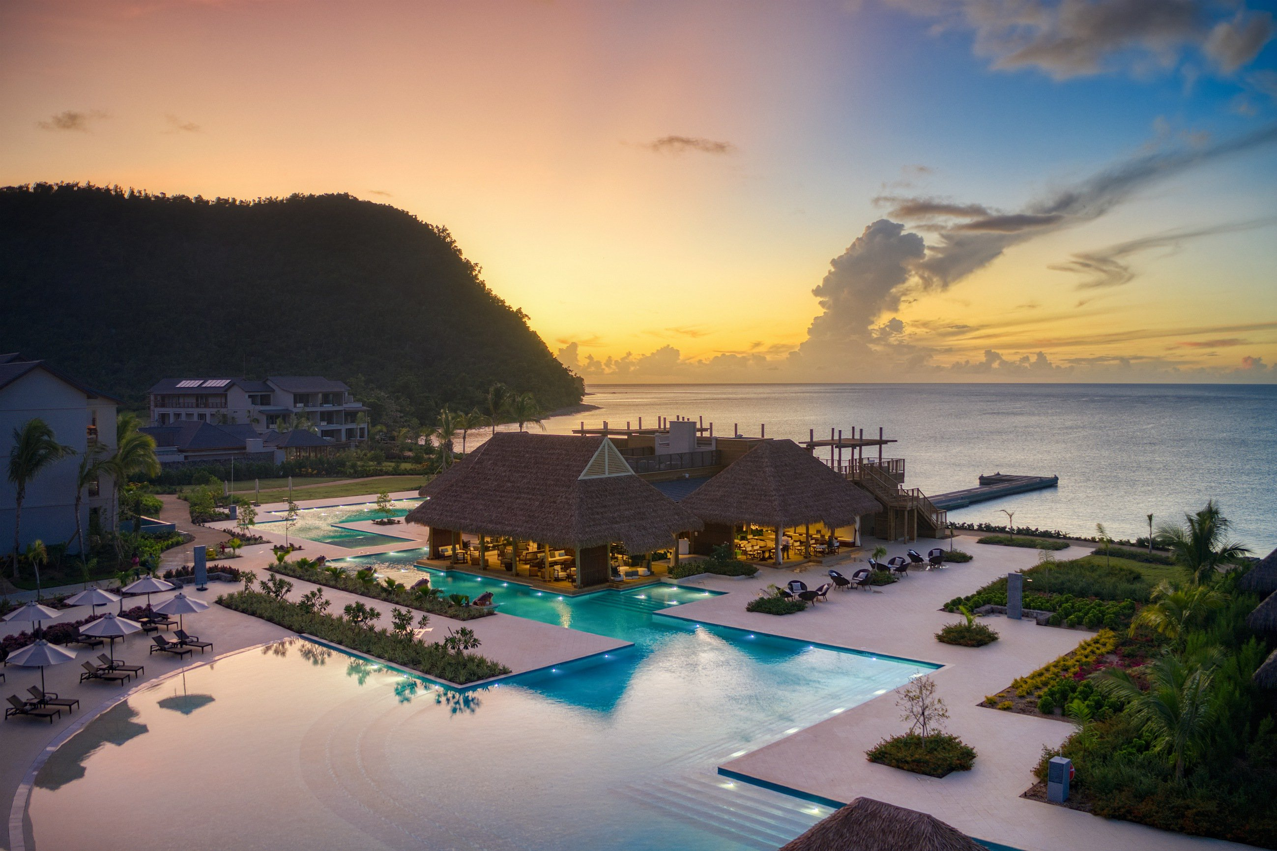 Cabrits Resort & Spa Kempinski Dominica exteriors